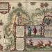 Linschotens nordenkart, 1601