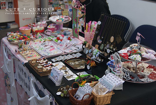 Clutter city stall (Autumn) #2