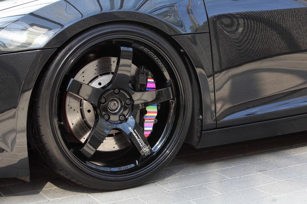 Advan Gt Premium Edition On Audi R8 Ravspec Inc