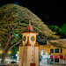 Kandy Clock Tower at Night