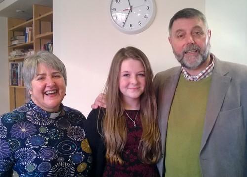 Ruth, Katie & Moray