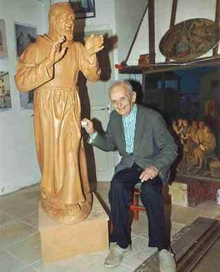 cesarino scultore