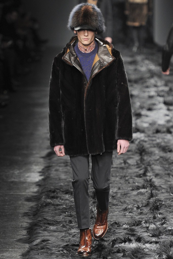 FW14 Milan Fendi016_Pierre Gautier(VOGUE)