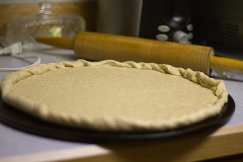 Curled Crust
