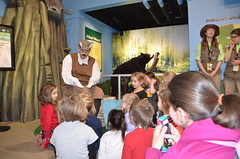 Animal Secrets at The Children's Museum