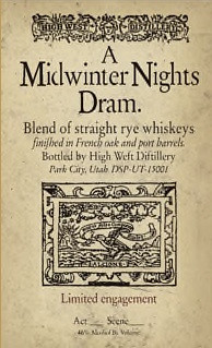 A Midwinter Night's Dram