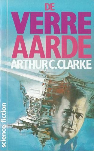 Arthur C. Clarke - De Verre Aarde (AW Bruna 1986)