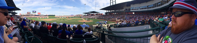 Cubs Park - Mesa, Arizona 2014