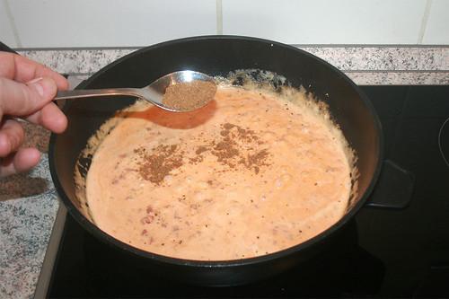 36 - Garam Masala hinzu geben / Add garam masala