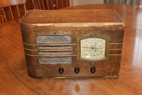 My Antique Radio