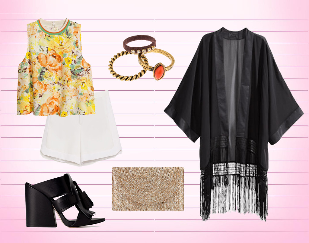 OUTFIT #20 SPRING TRENDS
