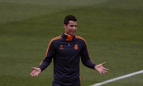 Fernando Hierro: they will not be viewed as true Real Madrid C.F. players without winning a European Cup http://bit.ly/Tpyeyf #RealMadrid #Ronaldo (Photo: Action Images)