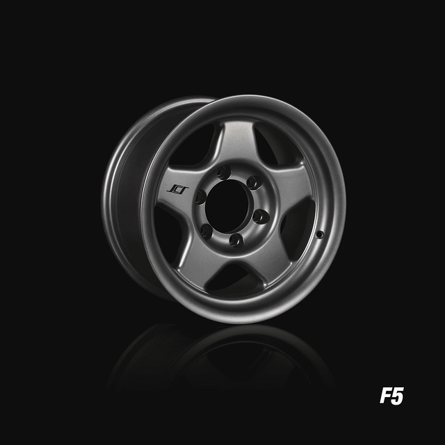 F5 Wheel SCS Wheels for Toyota Trucks