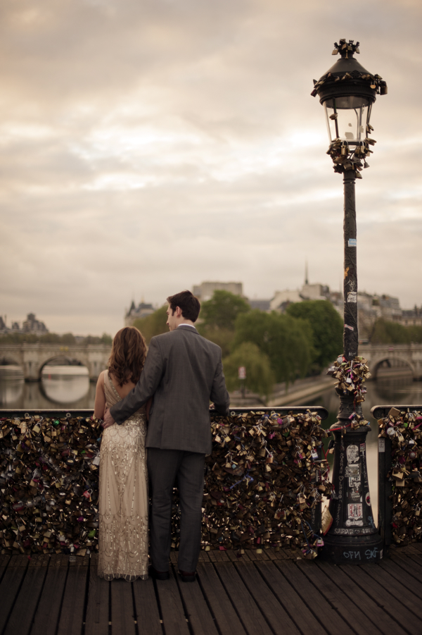 Hello Framboise's Paris Wedding