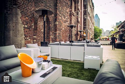Beliani outdoor patio furniture sectional in white wicker