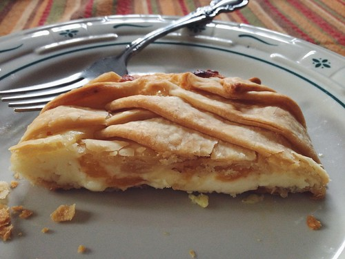 Cream Cheese Braid Pastry