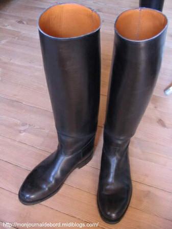 Weston Boots