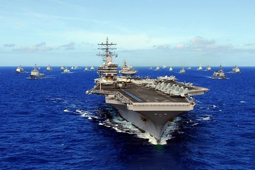 Uss Ronald Reagan Carrier Air