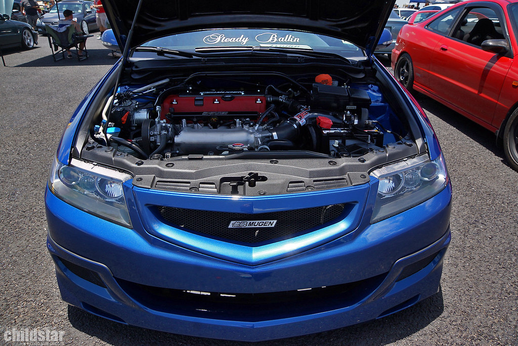 Mugen equipped TSX | Honda Fetish Dallas 7-13-2014 | Kerry