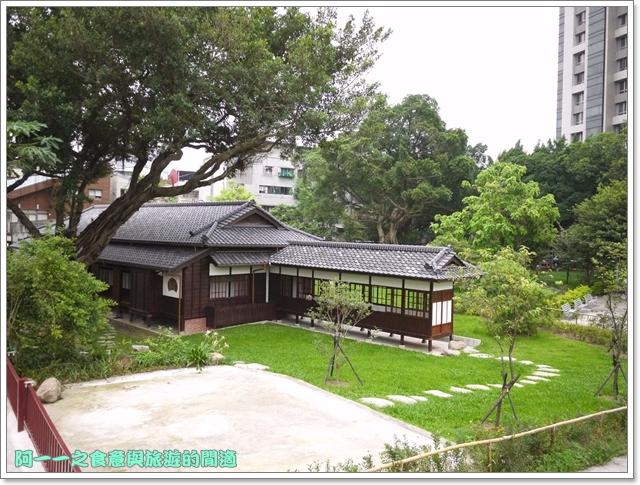 台北古亭站景點古蹟紀州庵文學森林image019