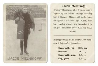 Jacob Melnikoff (1896 - 1960)