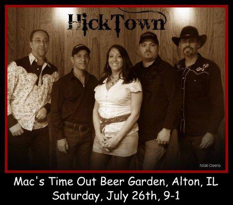HickTown 7-26-14