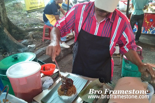 Nasi Ambeng Bazaar Ramadhan Bandar Sri Damansara