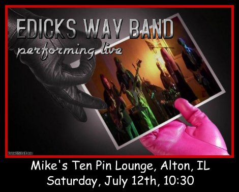 Edicks Way Band 7-12-14