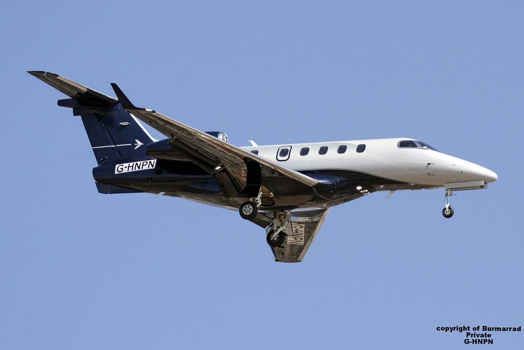 G-HNPN - E55P - Flairjet