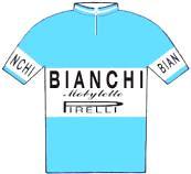 Bianchi - Giro d'Italia 1965