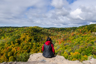 Autumn at Dundas Peak
