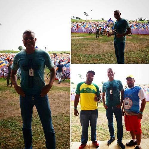 Vila Brasil Ride na etapa 3 na fazenda São João em Guaratinga