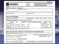 Asignaciones Familiares documentacion