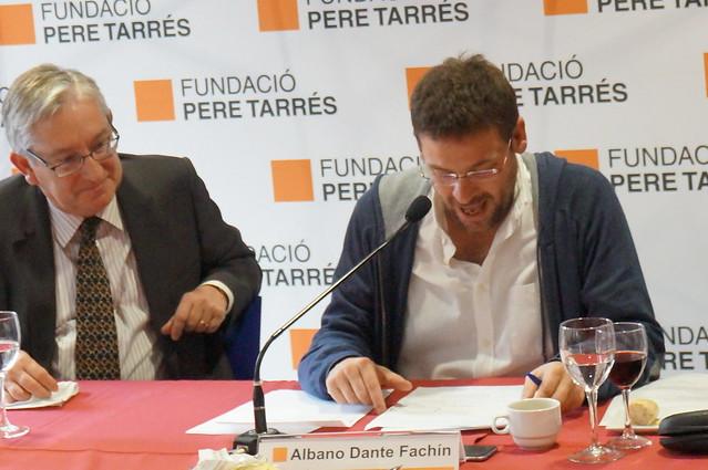 Fòrum Social Pere Tarrés amb Albano Dante Fachin