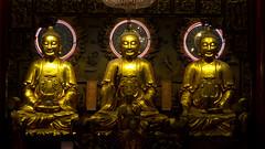 Twee keer driemaal boeddha