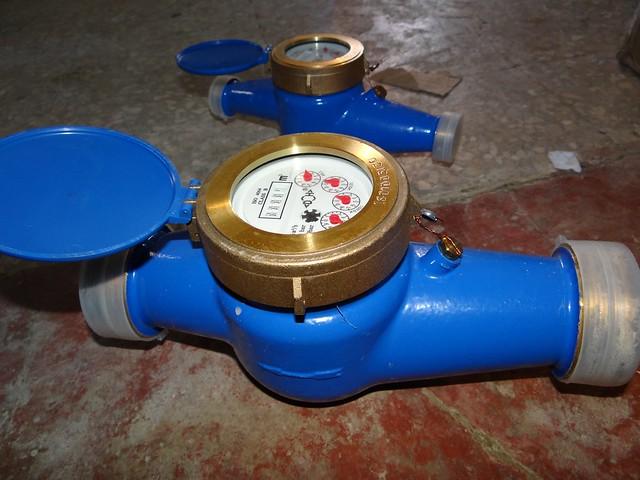 Aguas del Chuno EP cuenta con 978 medidores de agua potable