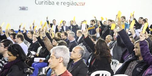 Assembleia encerra greve dos bancários