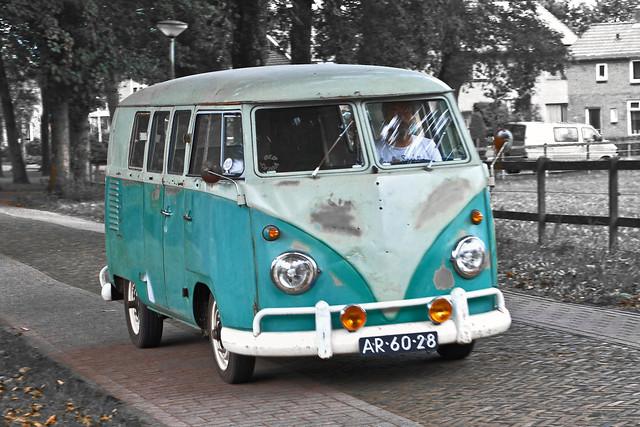 Volkswagen Typ 2 Transporter Bus T1b 1961* (9121)