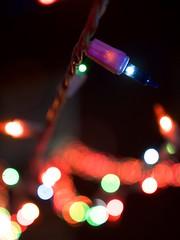 Strung lights