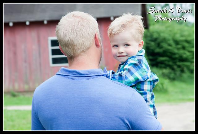 Luke & Daddy