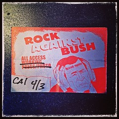 Rock Against Bush - 04/03/04