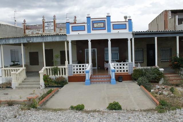 casas de playa - villa carmen villa carmen de felip 1995 - playa de nules #viajes