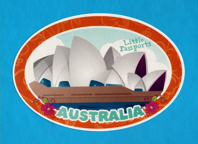 Little Passports - Australia