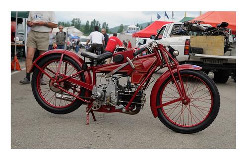 Moto Guzzi 500 C2V 1924 by Michel 67