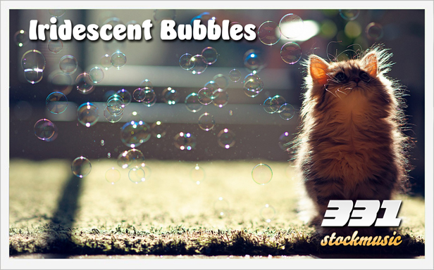 Iridescent Bubbles 01