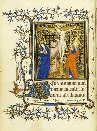 006-Horae Beatae Virginis Mariae…24v- Biblioteca Nacional de Varsovia