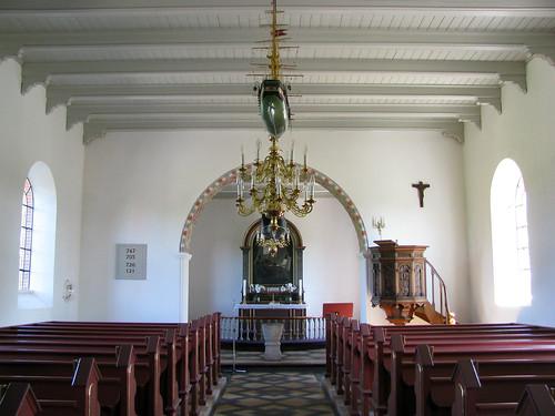Grene Kirke, Billund Kommune, Denmark