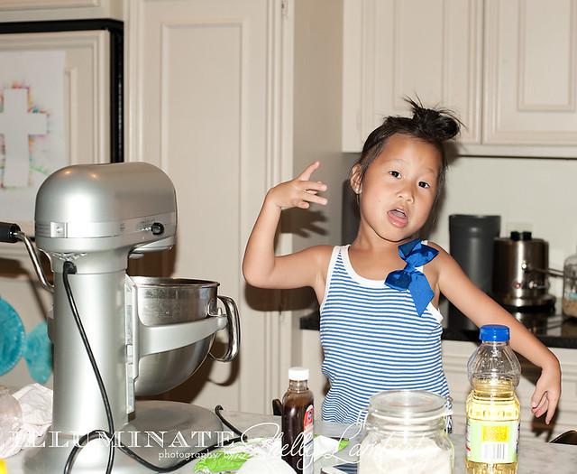 baking Libbie Style