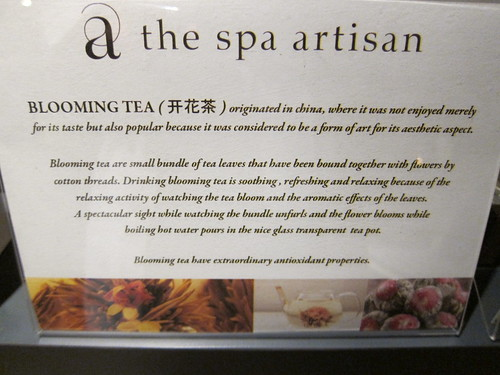 Spa artisan power slim impact treatment