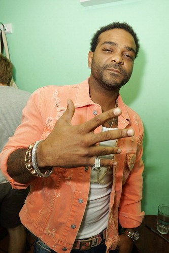 Jim Jones Story About Almost Dying Because He Dissed Farrakahn